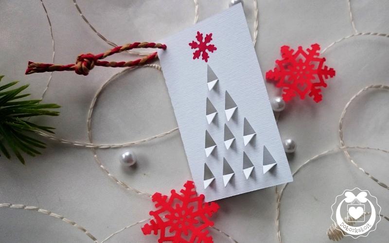 Karácsonyi kártya S.K.