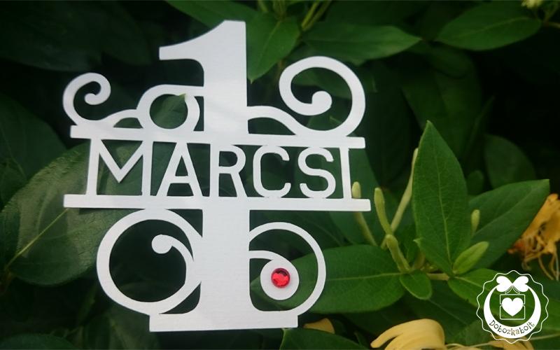 Marcsi névnapra